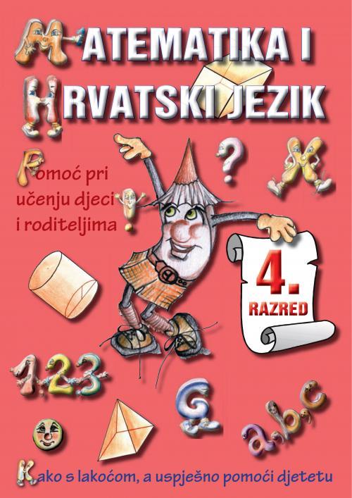 Matematika i hrvatski jezik 4 razred